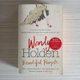 Imported Wendy Holden Novel - Beautiful People