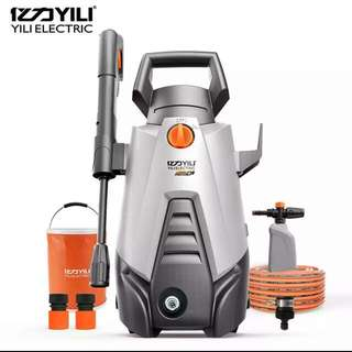 Portable Pressure Washer (Battery Powered)