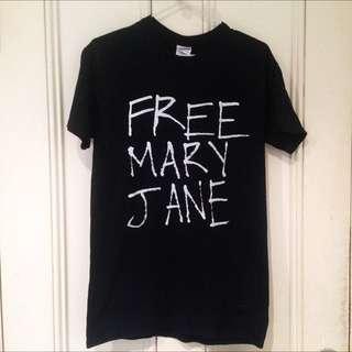 FREE MARY JANE Tee