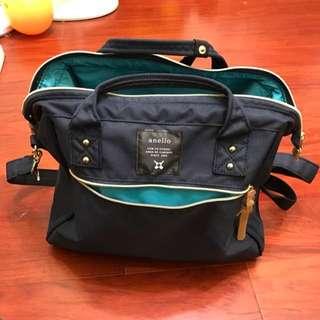 二手❤️anello 側背兩用包