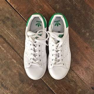 adidas Stan Smith Shoes Running White