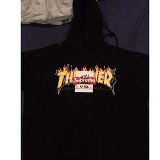 Pizza Slime Hoodie - Supreme, Thrasher, Off White, Pablo and more