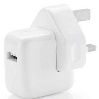 GENUINE iPad 10W charger plug