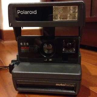 Polaroid 寶麗來拍立得 636
