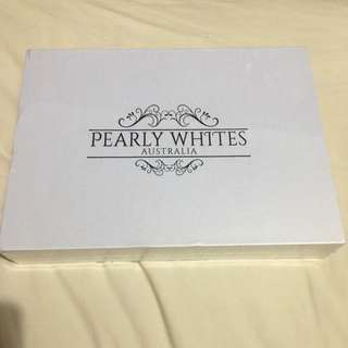 Pearly Whites Brand New Sealed Teeth Whitening Kit