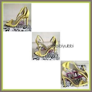Sepatu High Heels Brash - New