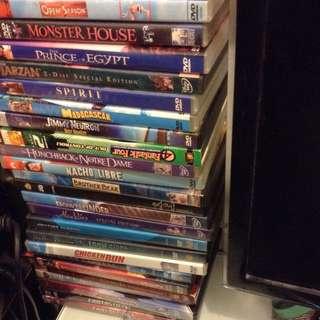 Original DVD Movies
