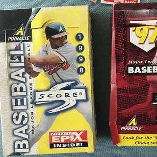 MLB 球員卡 1997、96年時期