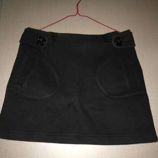 mini skirt rok mini merk Mango