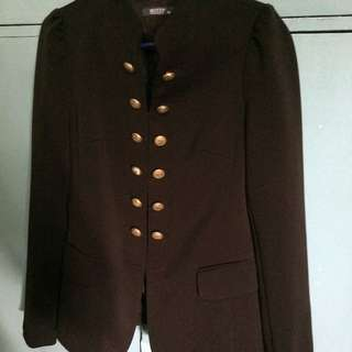 Coat / Brown