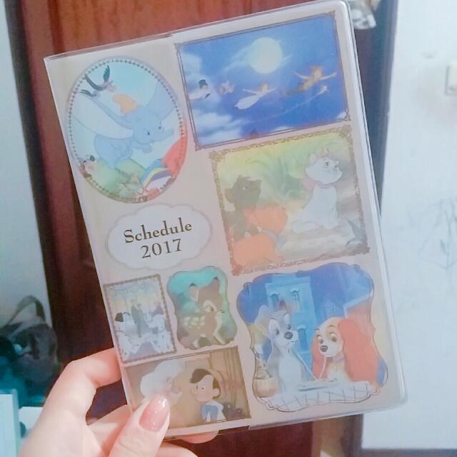 東京迪士尼2017記事本