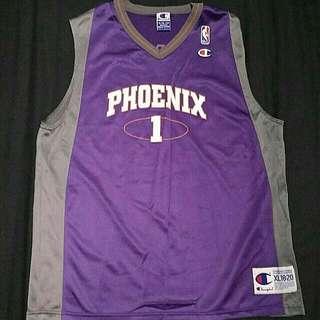 Champion Phoenix Suns Hardaway Jersey