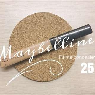 Maybelline Fit Me Concealer 25