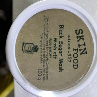 Skinfood Black Sugarmask