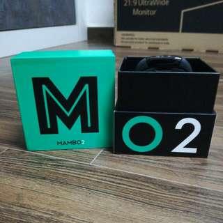 Mambo 2 Android Wristband