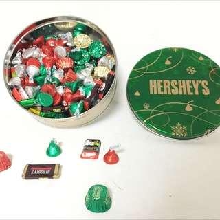 Hershey's巧克力桶