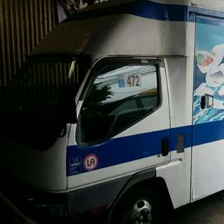 Closed Van Truck For Rent