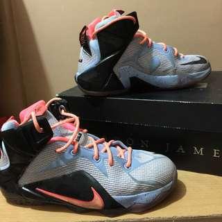 """Nike LeBron XII """"Easter"""""""