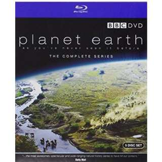 BN sealed Planet Earth Blu Ray disc