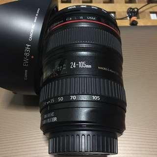BN Canon EF 24-105mm f/4L