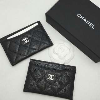 [Clearance]CHANEL Caviar Cardholder