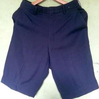 Celana Pendek Navy