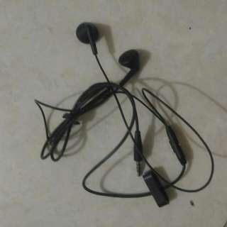 Headset (Earphone) Merk Blackberry