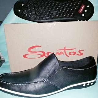 New Moccasin Men Shoes  , Santos Brand ( One  Class  With HP-OB-BO-PL-YK-FL-AV-ANC-)