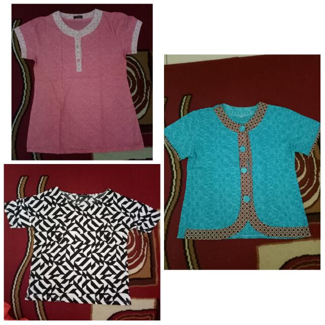 3 Top Batik