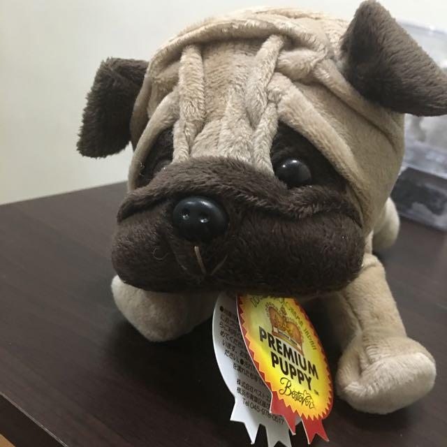日本狗玩偶