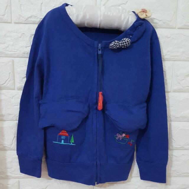 小童寶藍小外套