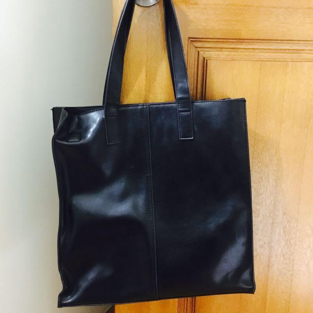 時尚黑色包
