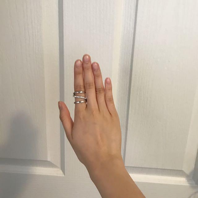 ♡  NEW ♡ RING 💍  •  LOVISA