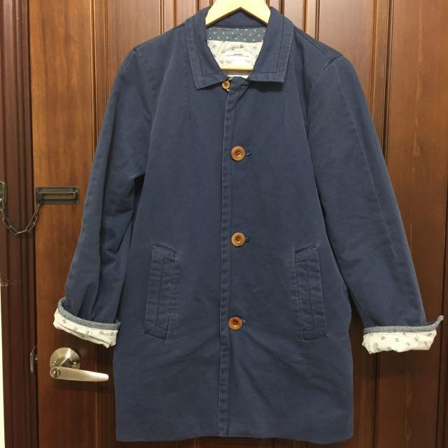 復刻系列 visvim Mies Coat