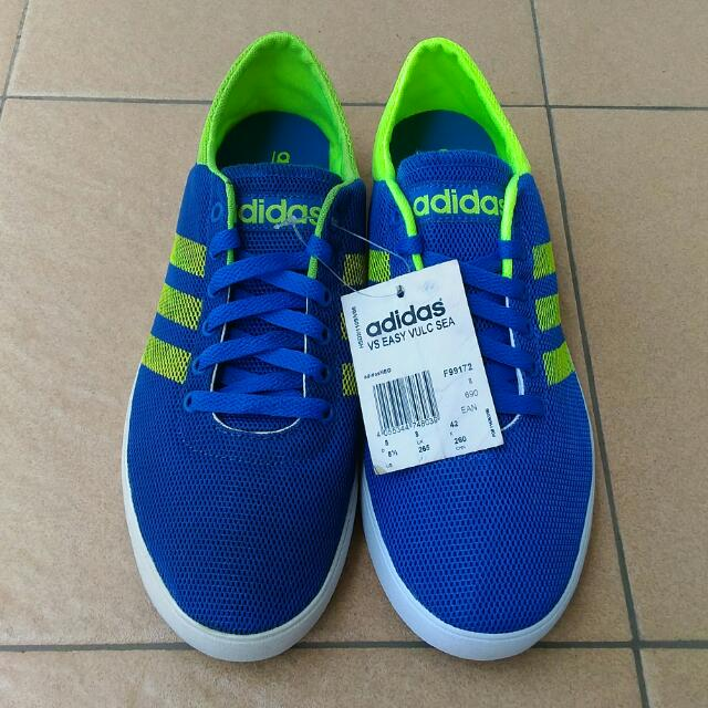 Adidas Vs Easy Vulc Sea Original [Ex Display]