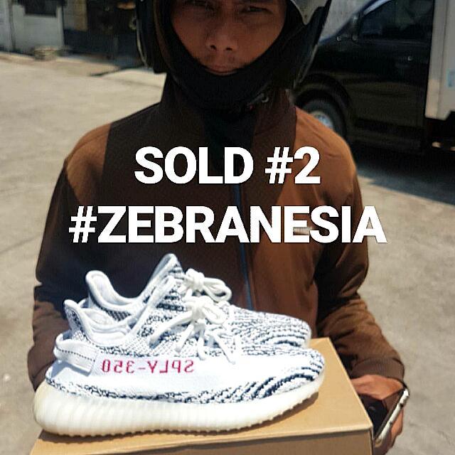 adidas yeezy boost v2 zebra