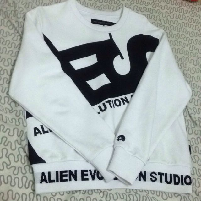 Aes Logo Sweater