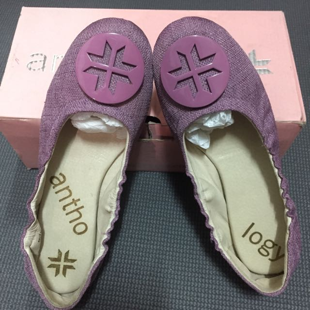 Anthology Flat Shoes