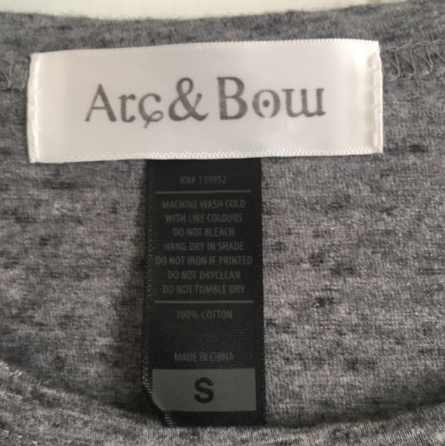 Arc & Bow Jumper