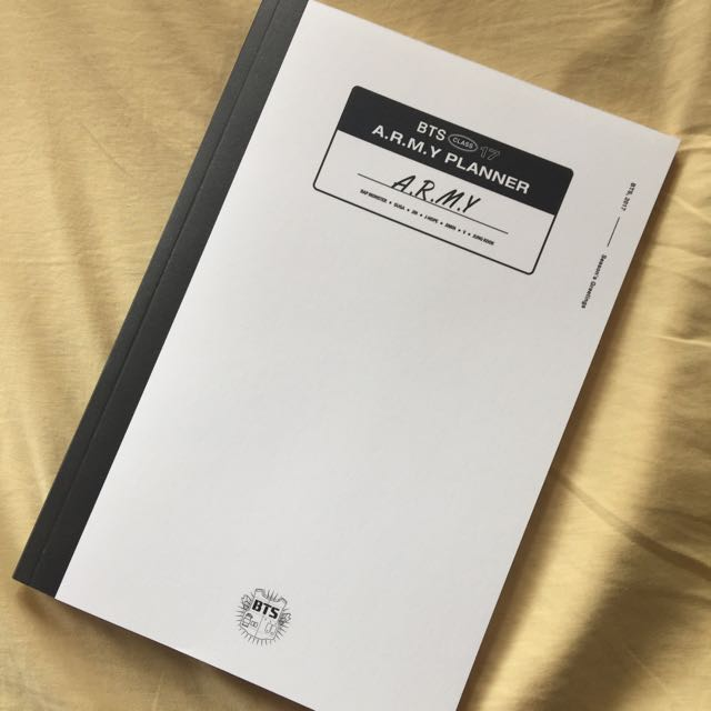 ARMY PLANNER '17