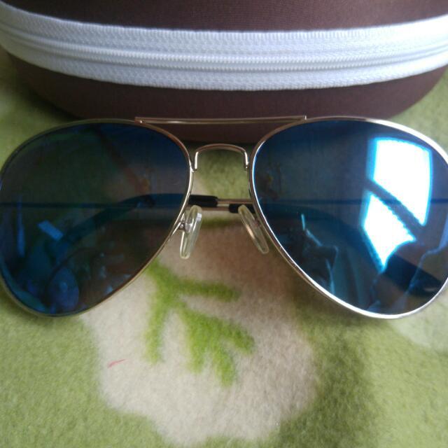 Aviator sunglasses Unisex Polarized For Men And Woman Flash Mirror Lens UV400