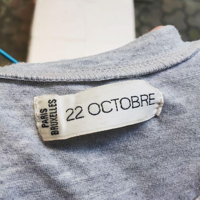 Baju Brand Jepang 22 Octobre!😍💜