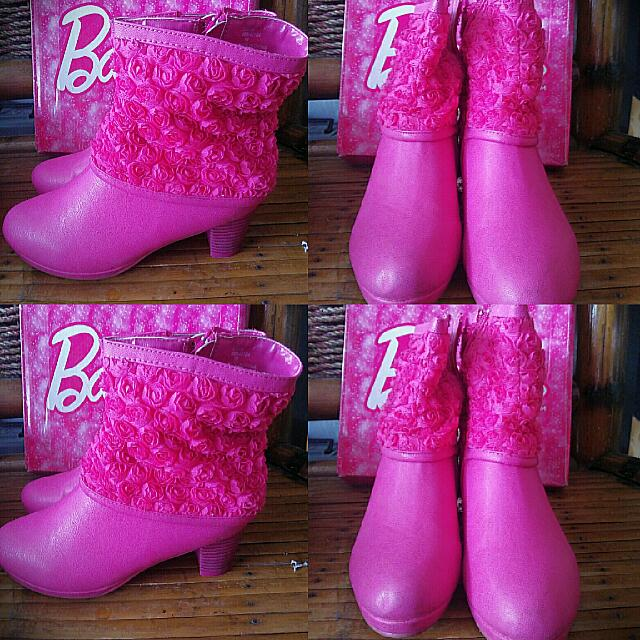 barbie boots
