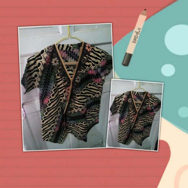 batik preloved