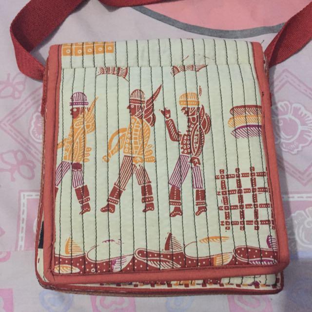 Batik Sling Bag