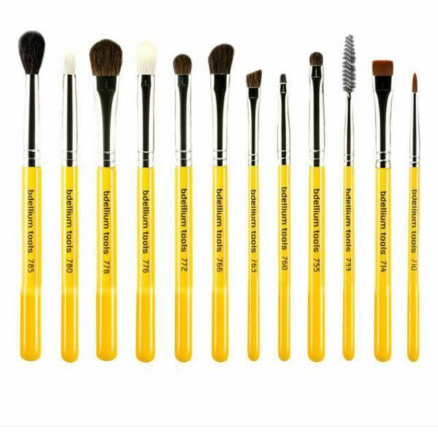 Bdellium Tools Studio系列 12件眼刷套裝