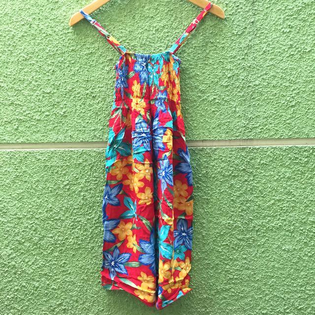 Beach Tanktop Dress