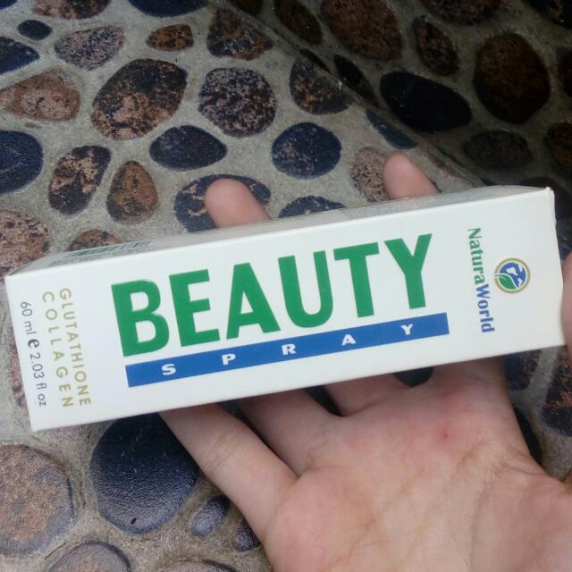 Beauty Spray