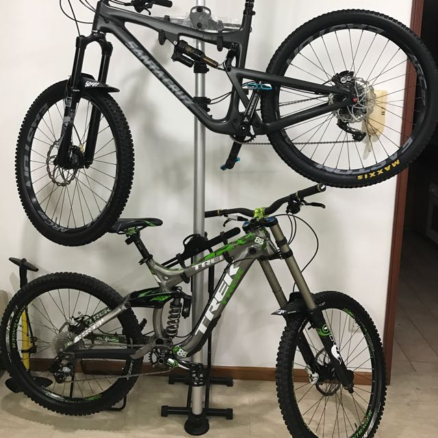 Bike Rack Tower