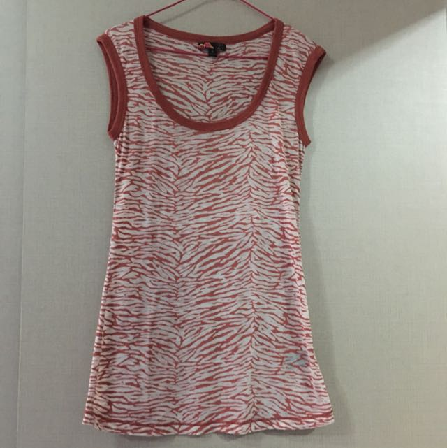 blouse animal print